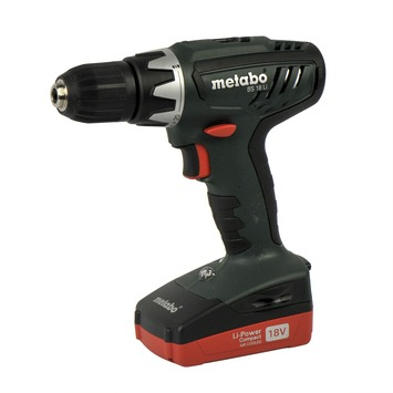 Metabo accuboormachine 18v