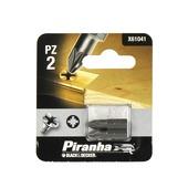 Piranha schroefbit 25 mm X61041