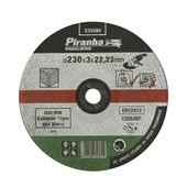 Piranha doorslijpschijf steen 230 mm X32090