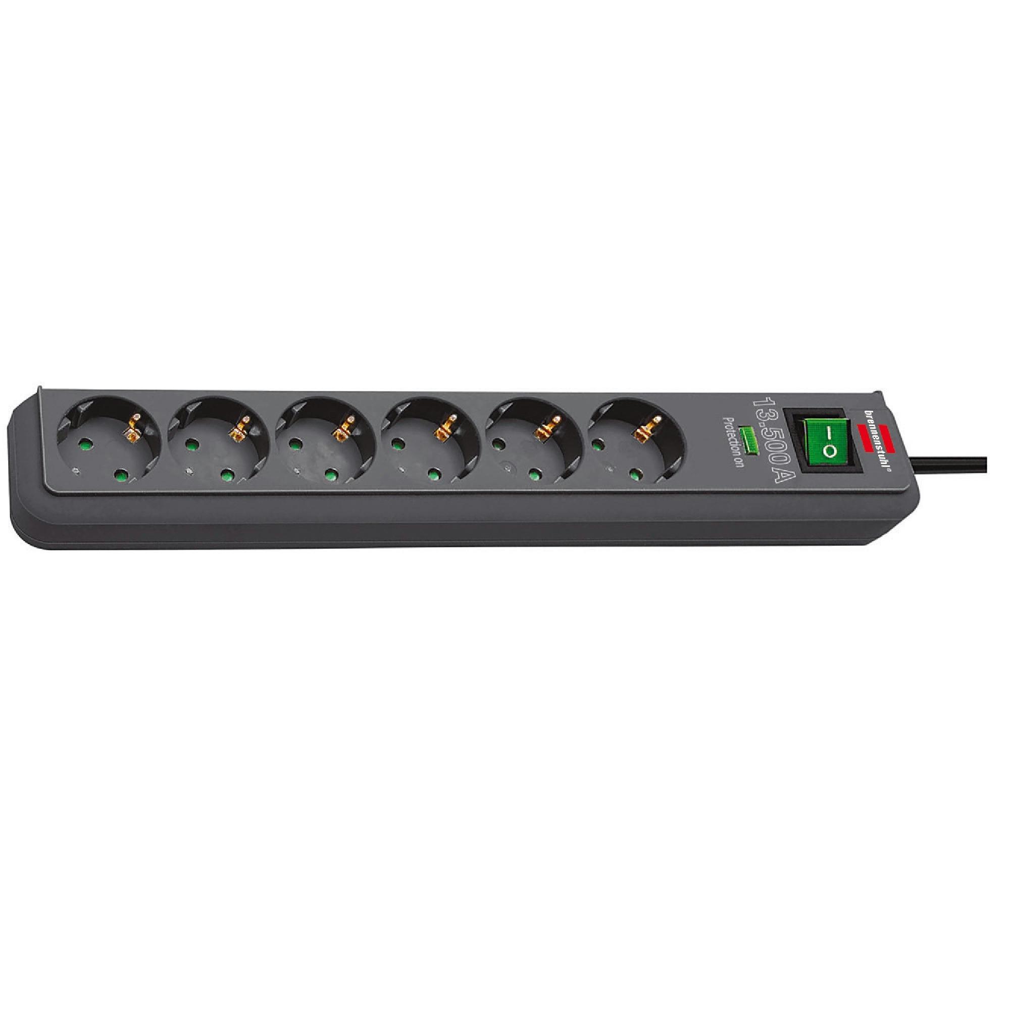 Eco-Line 13500A +surge protection 6x