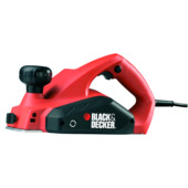 Black+Decker schaafmachine KW712KA-QS 650W