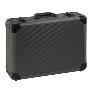 Erro gereedschapkoffer antraciet aluminium EC1701