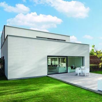Durasid gevelbekleding kit RAL9001 250 cm 1.67 m²