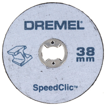 Dremel SpeedClic starterset SC406 2 stuks
