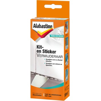 Alabastine Kit en Sticker verwijderaar 100 ml