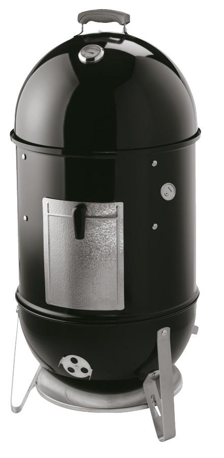 Weber barbecue Smokey Mount cook 47 zwart