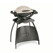 Weber barbecue Q1000 titaan 69x40,4 cm