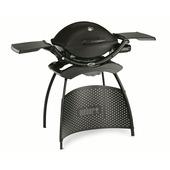 Weber Q 2200 Premium staand zwart