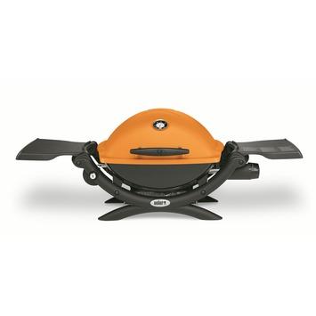 Weber Q1200 Premium gasbarbecue oranje