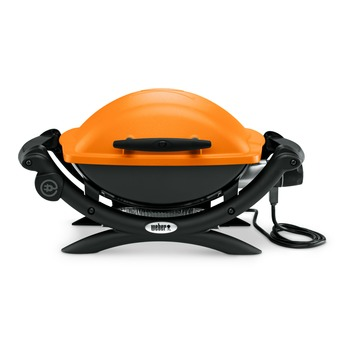 Weber barbecue Q1400 dark orange 66x49 cm