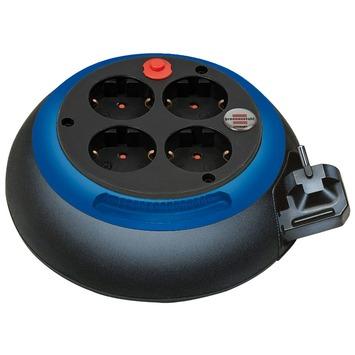 Kabelbox CL zwart/blauw 1,5 mm 3 meter