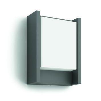 Philips Arbour wit licht antraciet