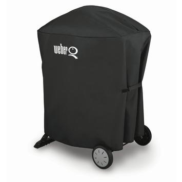 gamma weber barbecue q1400 dark grey stand 66x64 cm. Black Bedroom Furniture Sets. Home Design Ideas