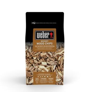 Weber houtsnippers whiskey oak 0.7 kg