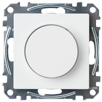 Schneider System-M pure dimmer LED wit