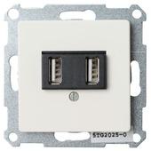 Siemens Delta-L stopcontact wit