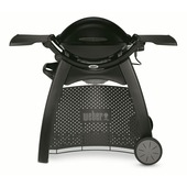 Weber barbecue Q2400 grey station 80x80 cm