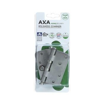 AXA veiligheidsscharnier kogellager SKG 3-sterren RVS rond 89x89 mm (2 stuks)