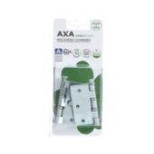 AXA kogellagerscharnier SKG** 76x76 mm