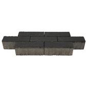 Dikformaat steen antraciet 211x68x80 mm per pallet
