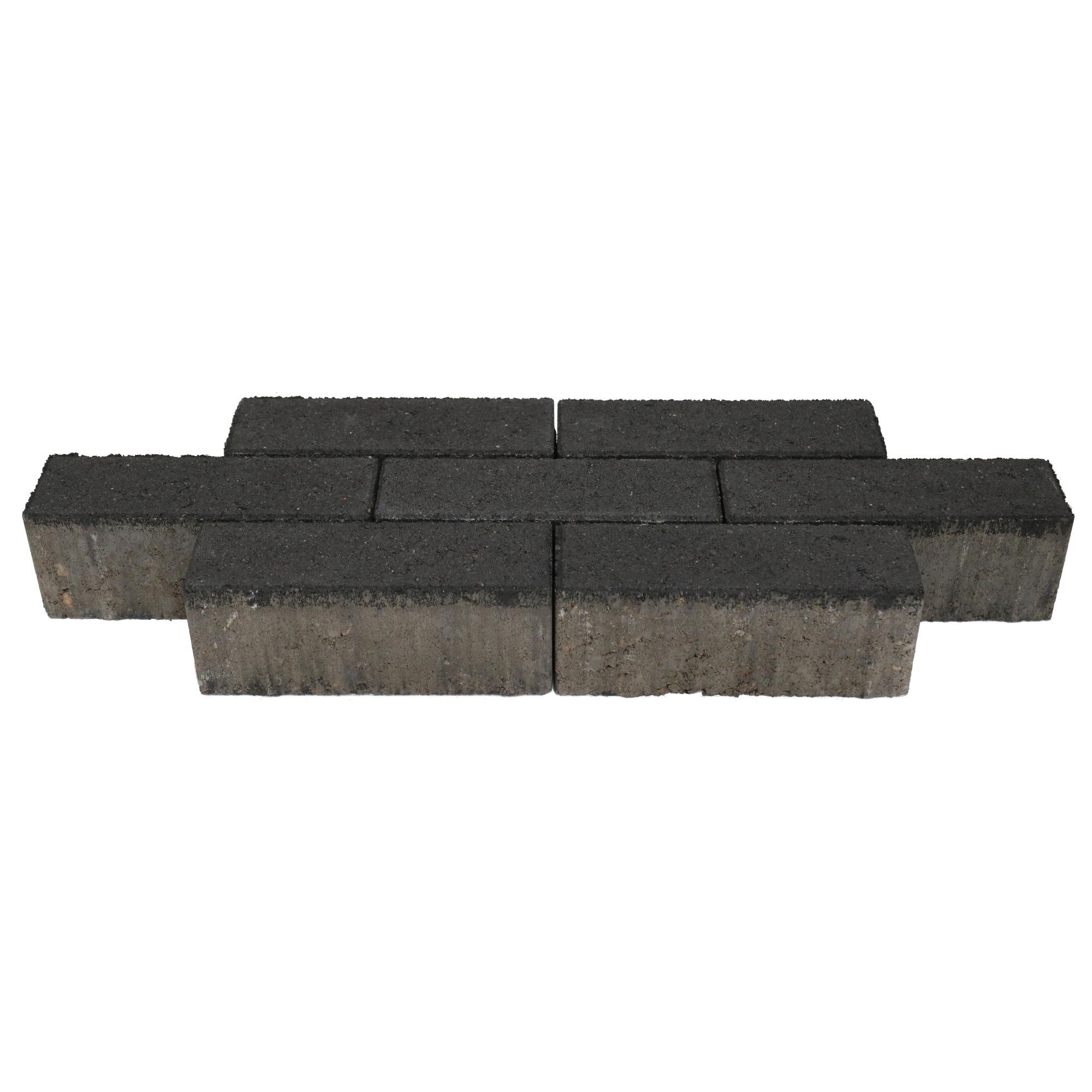 Klinker Beton Antraciet Dikformaat 21x6,8x8 cm - 540 Klinkers - 7,70 m2