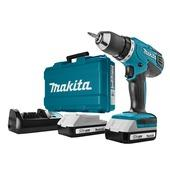 Makita accuboormachine DF457DWE 18 volt lithium-ion