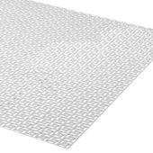 CanDo decorpaneel Inca aluminium zilver 100x50 cm