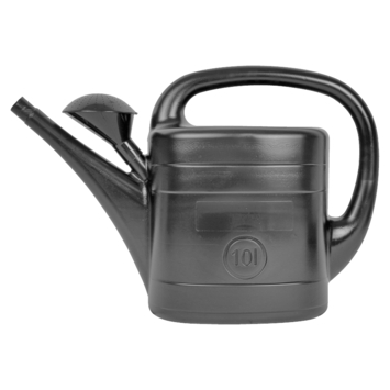 Gieter zwart 10 Liter