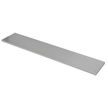 Duraline paneel rechthoek RVS 20 mm 118X23,5 cm