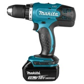 Makita accuboormachine DDF453SFE 18 volt lithium-ion