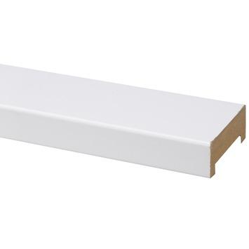 Profiellat MDF t.b.v. cellenbetonblok 5cm 28x72mm 260cm