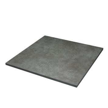 Terrastegel Keramisch Solid Stone Beige 60x60 cm - 2 Tegels / 0,72 m2