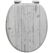Handson wc bril Antero softclose MDF steigerhout
