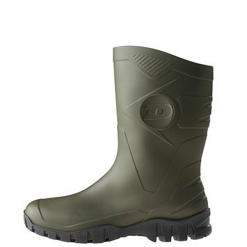 Dunlop kuitlaars pvc groen maat 45