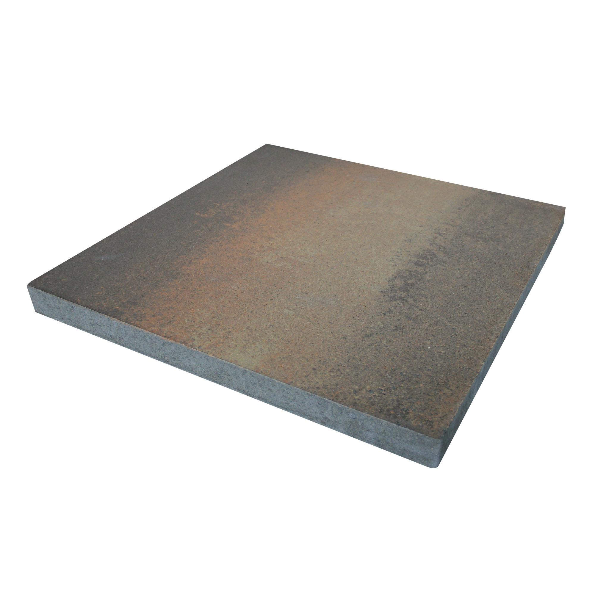 Terrastegel Beton Summerset bruin 60x60x4.7cm 0.36m2