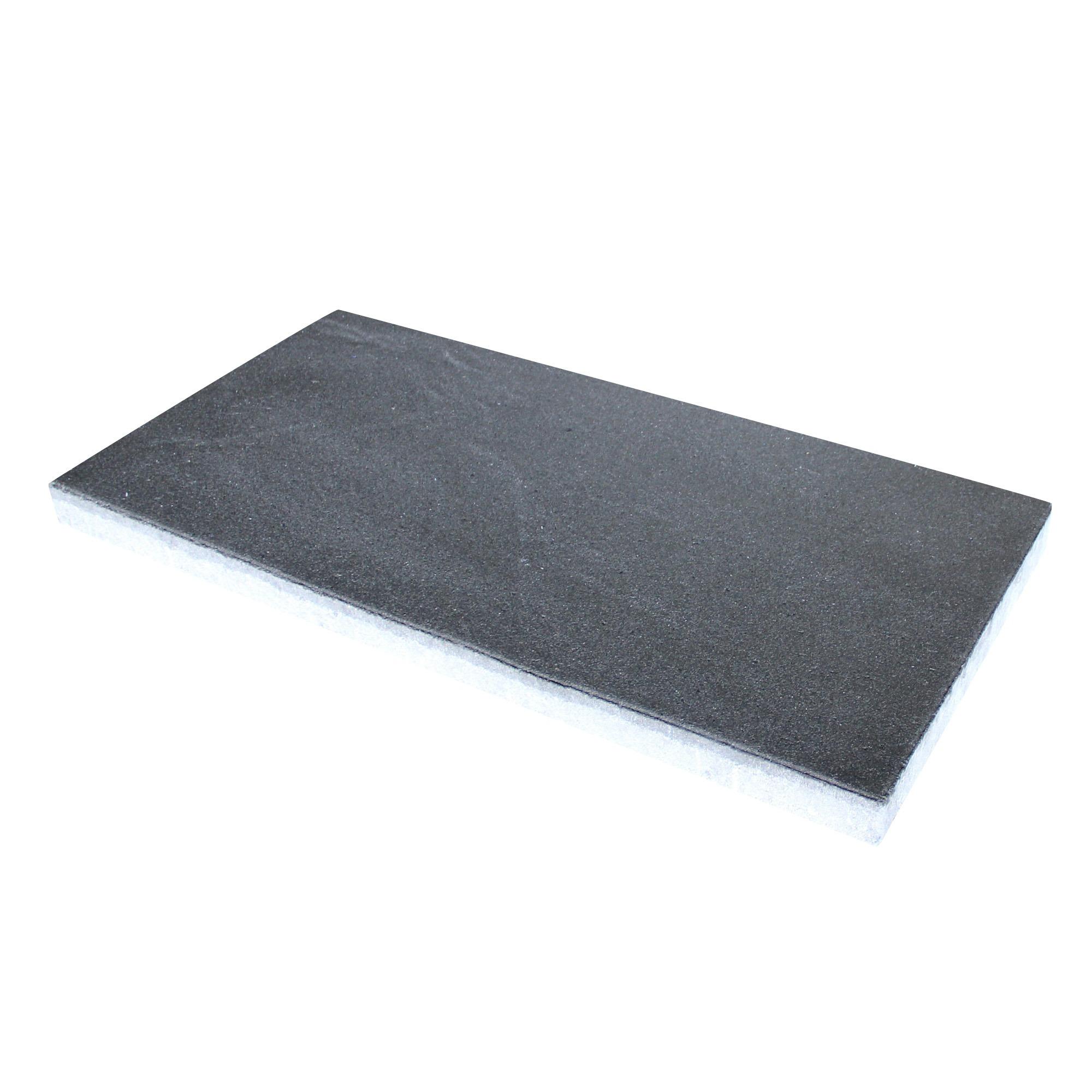 Terrastegel Beton Ardechio Antraciet 60x30 cm - 36 Tegels - 6,48 m2