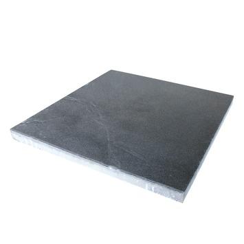 Antraciet Tegels 60x60.Terrastegel Beton Ardechio Antraciet 60x60 Cm 36 Tegels 12 96 M2