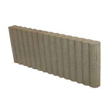 Palissade Beton Oker Geel 66,6x25x6 cm