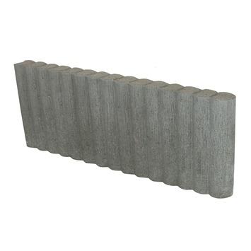 Palissade Beton Grijs 66,6x25x6 cm