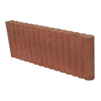 Palissade Beton Bruin 66,6x25x6 cm