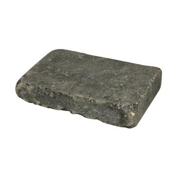 Trommelsteen antraciet 30x20x6 cm