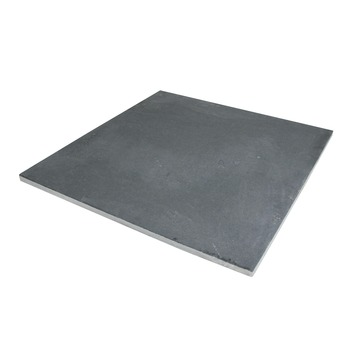 Natuursteen Tuintegels 60x60.Terrastegel Leisteen Antraciet 60x60 Cm 44 Tegels 15 84 M2