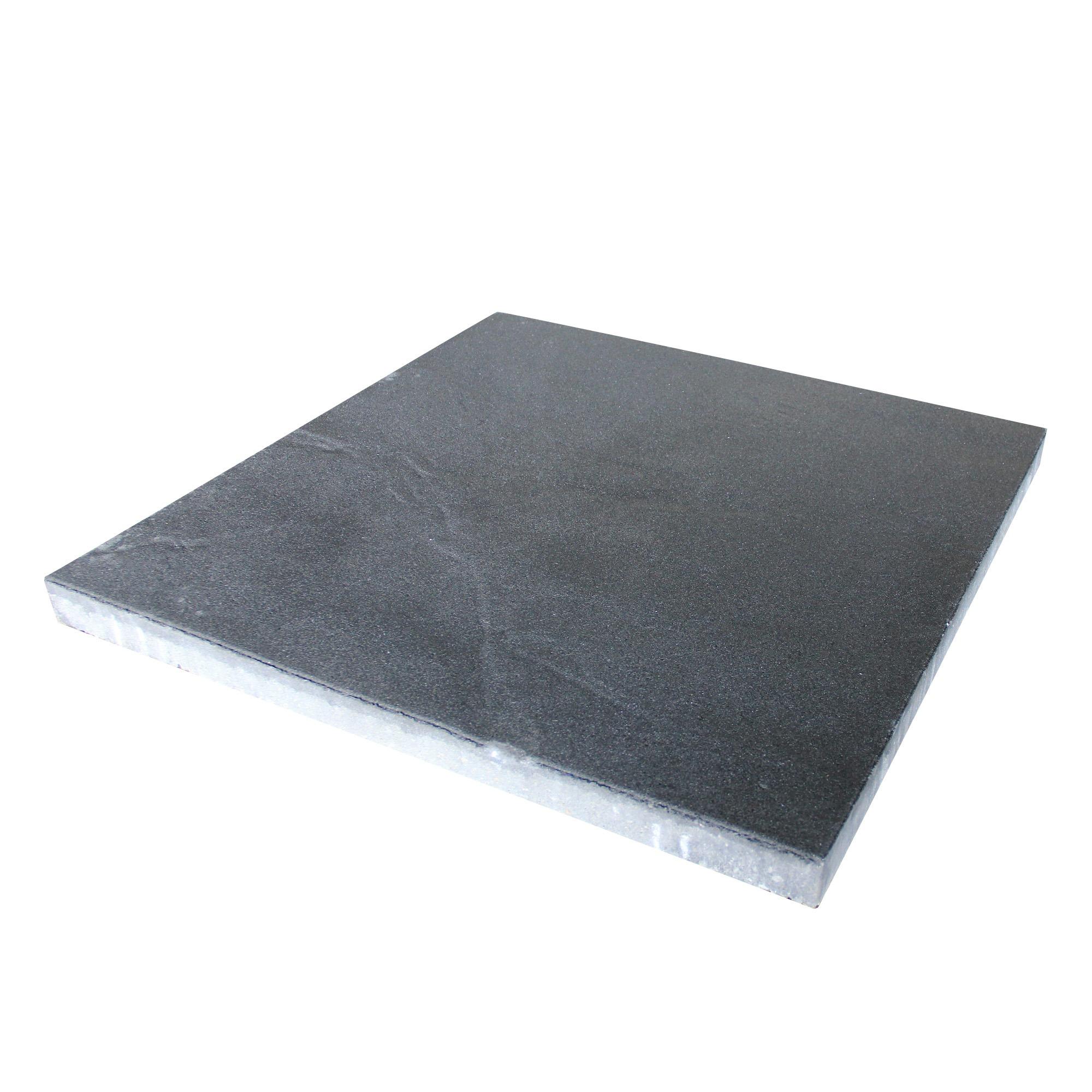 Terrastegel Beton Ardechio Antraciet 60x60 cm - Per Tegel - 0,36 m2