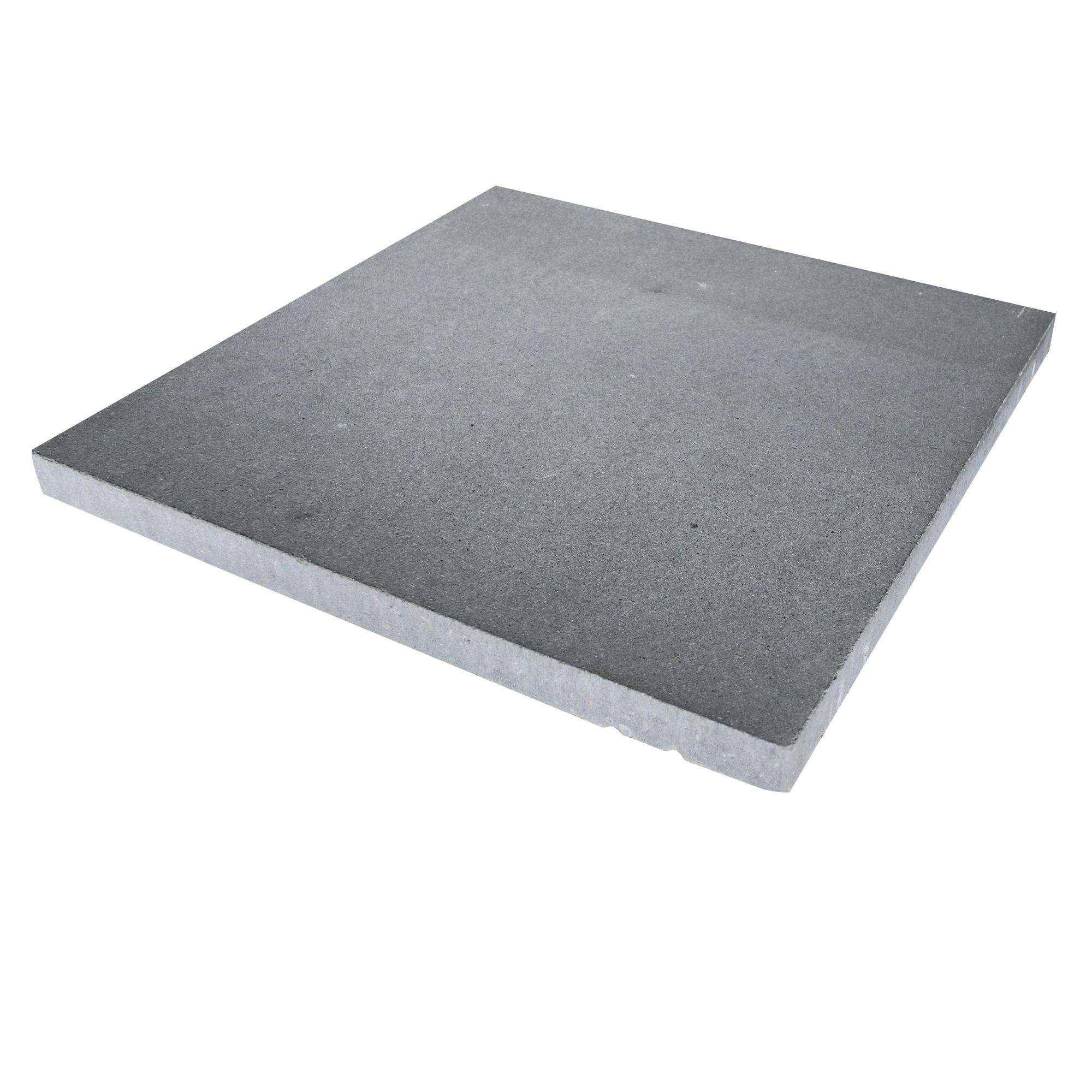 Terrastegel Beton Vegas Zwart Nuance 60x60 cm 36 Tegels-12,96 m2
