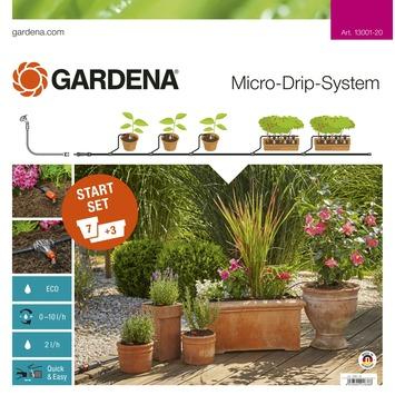 Gardena Micro Drip-System startset voor bloempotten en plantenbakken