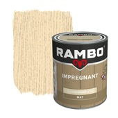 Rambo impregnant transparant kleurloos 750 ml