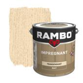 Rambo impregnant transparant kleurloos 2,5 liter