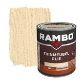 Rambo tuinmeubel olie kleurloos 750 ml