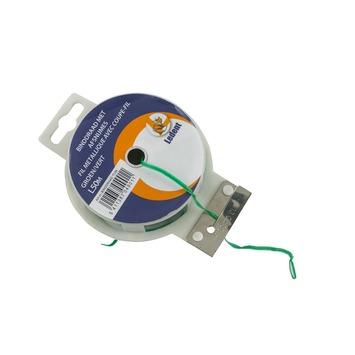 Staalkabel PVC groen 50 meter