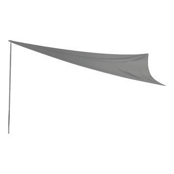 Schaduwdoek Antraciet Driehoek 360 cm